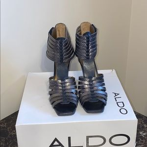 Open Toe Wedges Size 7 BRAND NEW